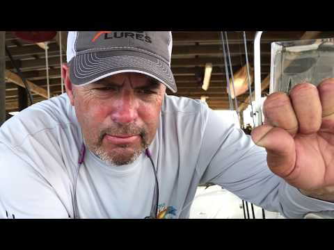 How to tie fluorocarbon to braid