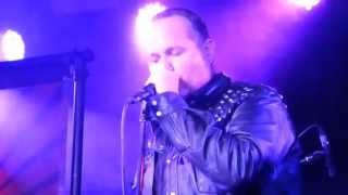 Tim Ripper Owens - Dead Meat, Cathedral Spires, Manchester, England, 24th July 2015