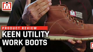 Product Review: KEEN Utility San Jose Work Boots