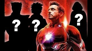 《复联4》可能出现的10位新角色?灭霸的祖宗都来了!