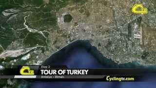 2013 tour of turkey stage 3 antalya  elmalı