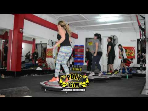 POLY GYM - Trampolin