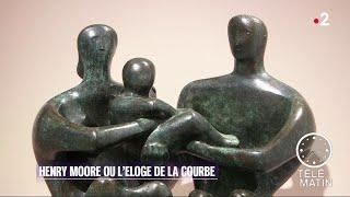 Expo - Henry Moore L'éloge De La Courbe