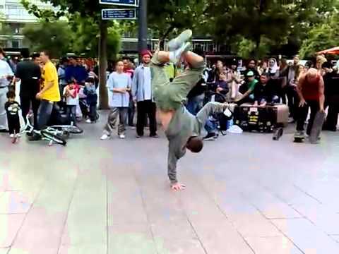 Los Angeles best street skateboard & bmx freestyle 2011