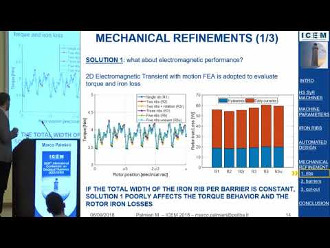 Palmieri M. - Mechanical Refinements for the Stress Reduction of High-speed Synchronous Reluctance Machines