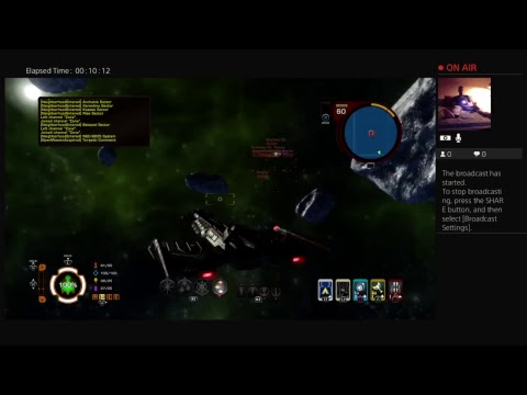 Shim Plays Star Trek Online Scylla and Charybdis on PS4