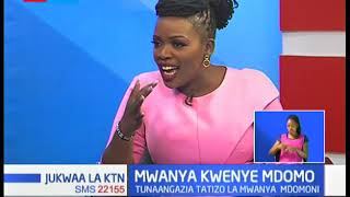 Suala Nyeti: Tatizo la mwanya mdomoni