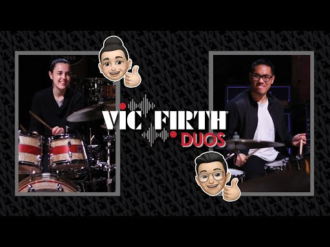Vic Firth Duos Feature