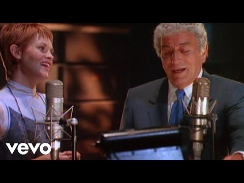 Tony Bennett, Shawn Colvin - Young At Heart (Official Video)