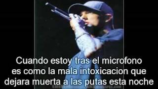 Eminem ft D12 - My Words Are Weapons Subtitulada Traducida