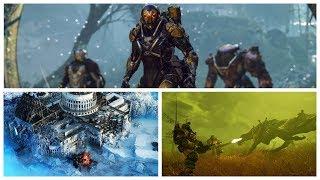 Anthem объявляет войну Metro Exodus | Игровые новости
