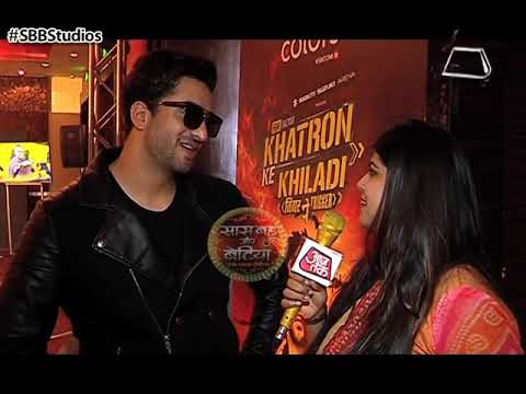 Aly Goni Talks About His Experience In Khatron Ke