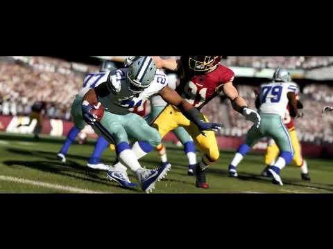 Видео № 0 из игры Madden NFL 18 [PS4]