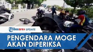 Pengendara Moge yang Ditendang Paspampres di Ring 1 akan Diperiksa Polda Metro Jaya Senin Besok