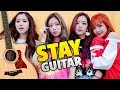 [K-Pop] Blackpink - Stay (Fingerstyle Guitar Cover)