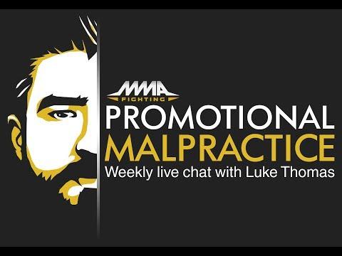 Live Chat: Bellator Commentary, Dana White vs. DJ, UFC Singapore