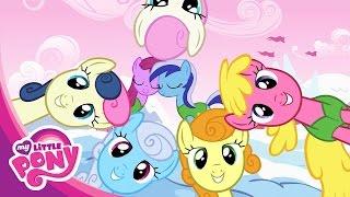 Мультики для девочек Май Литл Пони. Дружба – это Чудо! Мой Маленький #Пони: Последний день зимы