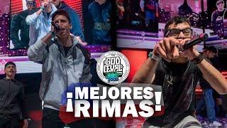 ¡Las MEJORES RIMAS De La GOD LEVEL FEST CHILE! - Mundial De Freestyle (3vs3)