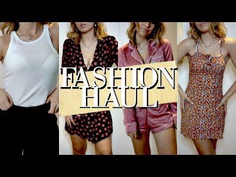 APRIL FASHION HAUL | Zara, Gina Tricot & Pjyama, Unterwäsche