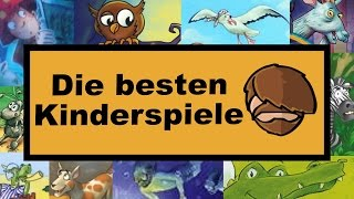 Die besten Kinderspiele - Top 10 - Cron