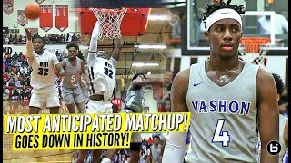 THE SELF-LOB DUNK THAT SHUT THE GYM DOWN!! HOODIE RIO VS EJ LIDDELL IN FRONT OF SOLD OUT CROWD!
