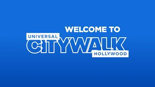 Universal CityWalk Important Safety Information
