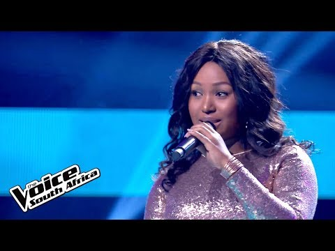 Vuyisile Mdlophane – 'I Wanna Dance with Somebody' | KnockOuts | The VoiceSA | M-Net