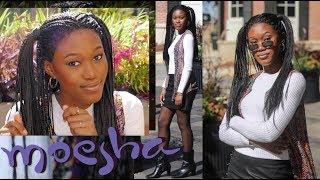 Moesha Costume | 90s Makeup, Hair, Outfit