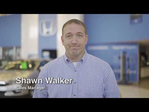 Sales Manager Shawn Walker