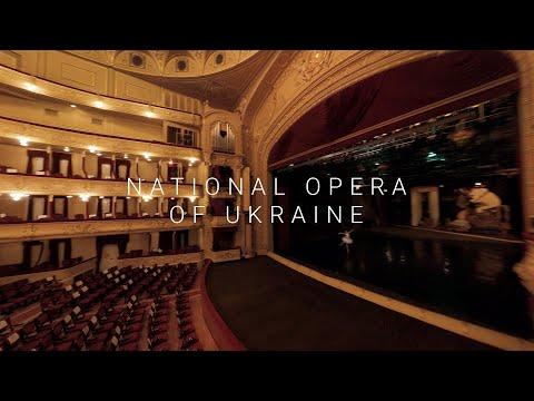 סרטון מדהים של האופרה הלאומית באוקראינה