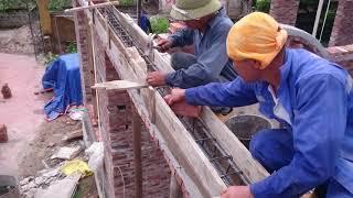 Construcción vigas de hormigón increíble -  Barras de refuerzo de acero para viga
