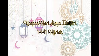 10 Kata-kata Ucapan Selamat Hari Raya Idulfiti 1441 H dalam Bahasa Indonesia dan Bahasa Inggris