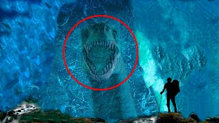 10 Most MYSTERIOUS Discoveries Made Frozen In Ice!