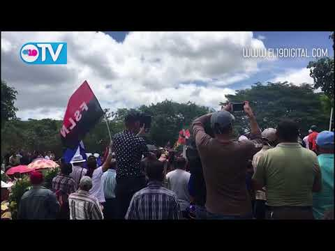 FAMILIARES DESPIDEN A SUBOFICIAL DE LA POLICÍA NACIONAL ASESINADO EN MULUKUKÚ