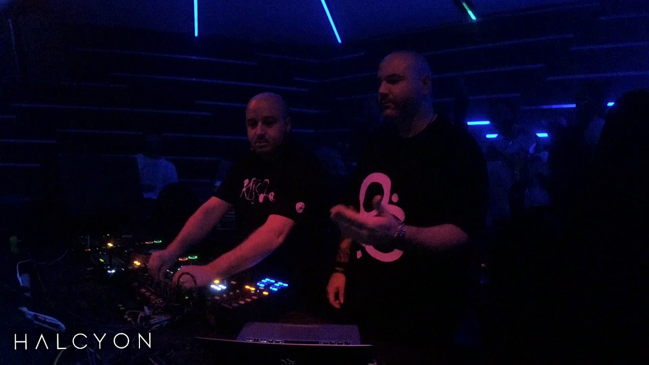 Carlo Lio b2b Nathan Barato - Live @ Halcyon In The Booth 022 2018
