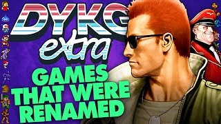 "Bionic Commando Original Called ""The Resurrection of H¡tler"" - Did You Know Gaming? extra Feat. Greg"