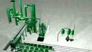 machinery for anode yoke and castings ,EPC foundry system