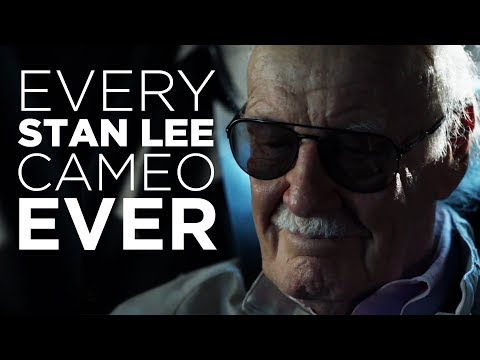 All of Stan Lee's Cameos