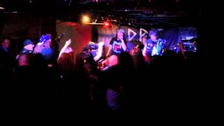 D.R.I. Who Am I? Live in Fresno Ca