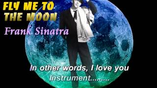 Fly Me To The Moon Karaoke Frank Sinatra