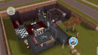 Sims Freeplay - Get 5 Sims at the Arcade - Weekly Task