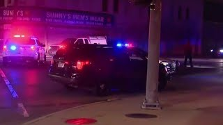 Man injured in hit and run in Detroit