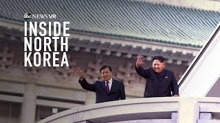 Inside North Korea VR | ABC News #360Video