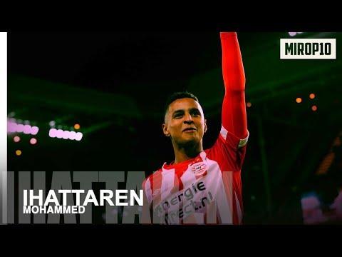 MOHAMMED IHATTAREN ✭ PSV ✭ PURE CLASS ✭ Skills & Goals ✭ 2018/2019 ✭