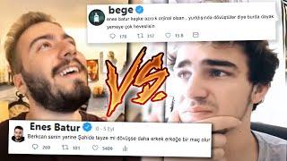 ENES BATUR VS BERKCAN GÜVEN 🥊  (YouTuber Boks Turnuvası)