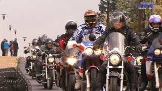 preview picture of video 'Otwarcie sezonu motocyklowego; Tychy - Wilkowyje'