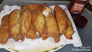 Fish rolls/ Rouleaux de poisson