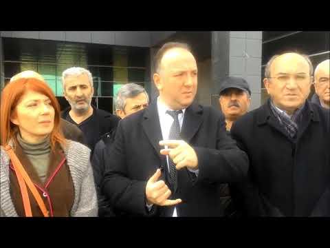 CHP Samsun İl Başkanı Akçagöz, iktidara Vezirköprü Devlet Hastanesini sordu