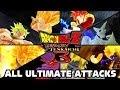 Dragon Ball Z: Budokai Tenkaichi 3 HD - All Ultimate Attacks  TRU...