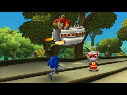 Download Sonic Dash Ios Sonic Gameplay Video 3GP Mp4 FLV HD Mp3